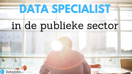 data specialist in de publieke sector