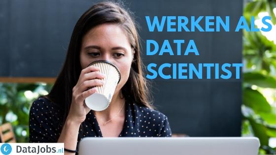 werken als data scientist