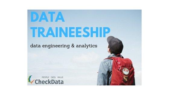 data traineeship